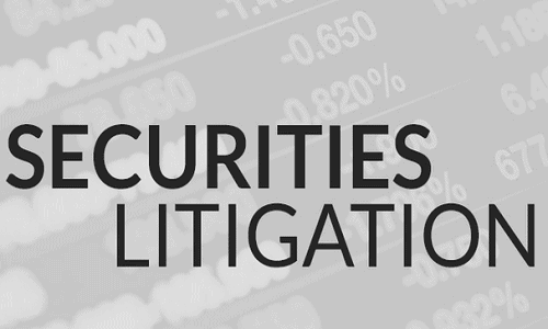 Securities Litigation