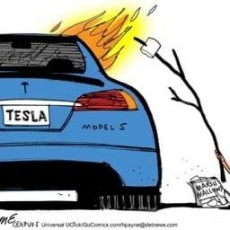 Short Tesla