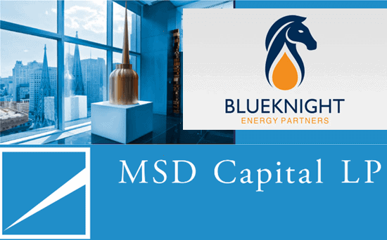 MSD Capital buying Blueknight Energy Partners