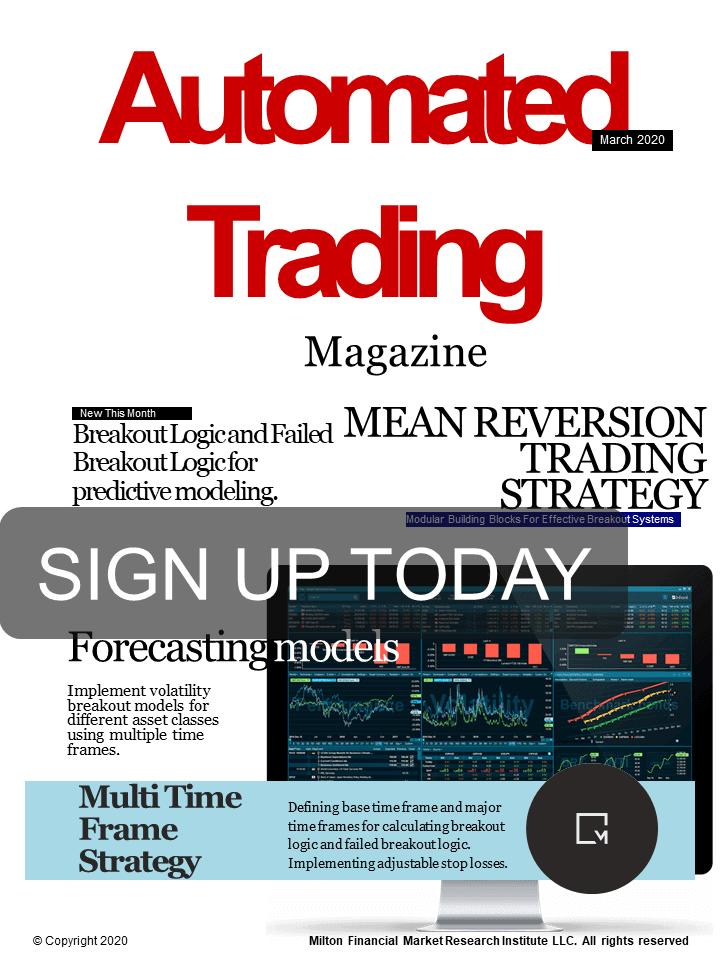 Automated Trading Magazine